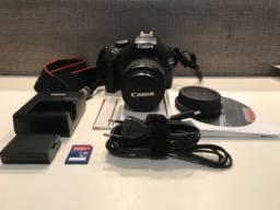 Câmera Canon EOS 1100 D