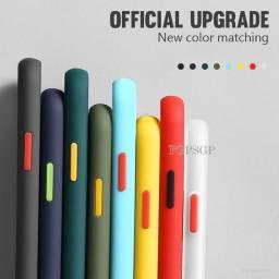 Case Xiaomi redmi note 9 pro. produto novo e lacrado.