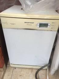 Lava loucas Brastemp funcionando 220v