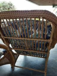 2 Cadeiras de vime