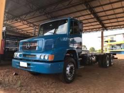 MB 1620 6x2 Truck 2007