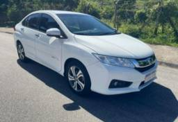Honda City 1.5 Flex Aut. 4p.  Ano2015