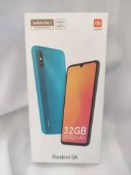 Redmi 9 A 32 da Xiaomi.. oportunidade única.. Novo Lacrado com pronta Entrega