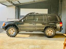 JEEP GRAND CHEROKEE LIMITED MAD MAX  5.2 V8