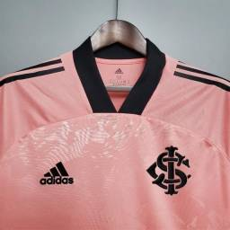 Camisas rosas do inter ! Original