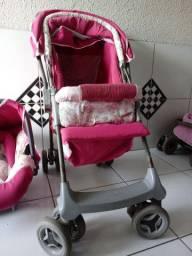 Bebê conforto carrinho passeio