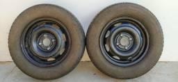 Roda ferro / aço aro 13 GM Celta / Corsa