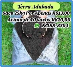 TERRA ADUBADA