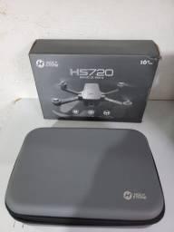 Drone Marca Holy Stone Modelo HS720, proficional com Câmera 4K, Bateria 26 minutos