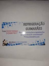 SERVIÇOS EM REFRIGERACAO EM GERAL