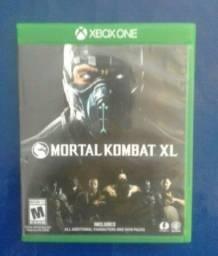 Jogo XBOX ONE - Mortal Kombat XL