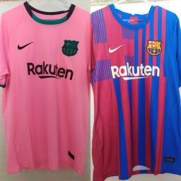 Camisas Barcelona 2020-2021 TAMANHO G