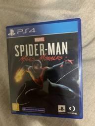 Vendo Spider-Man Miles Morales PS4