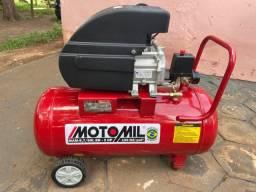Comprenssor  Motomil 50L