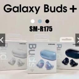 Fone de Ouvido Samsung Galaxy Buds+ Bluetooth - Preto