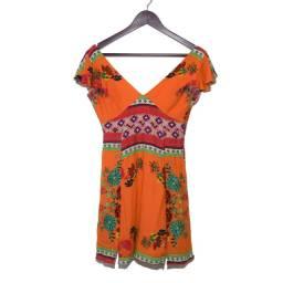 Vestido estampado Love dress