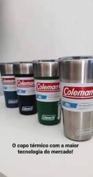 Copo Térmico Coleman Original! (Melhor que Stanley)
