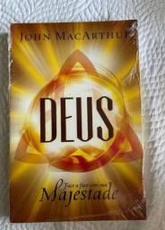 Livro Deus Face A Face Com Sua Majestade - John Macarthur