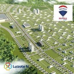 Terreno à venda, 250 m² por R$ 120.900,00 - Luizote de Freitas - Uberlândia/MG