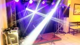 Locação de Luz para Festas e Eventos