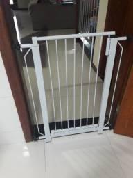 Portão Segurança Criança/Cachorro
