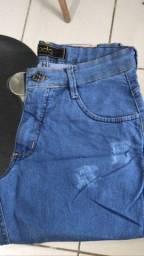 Atacado de calças e bermudas