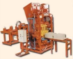Maquina DE Bloco Trillor Montana MBX 450 Com 5 Formas