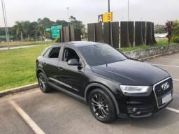 Audi Q3 2.0 tfsi quattro Ambiente 2014 2° dono 60km Pequena Monta de Seguro