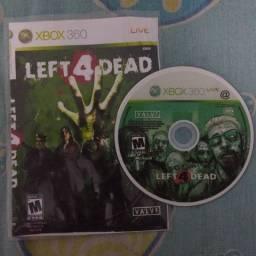 LEFT 4 DEAD (para xbox 360 destravado)(leia a descrição)