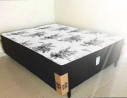 cama box casal 07 cm de espuma R$299,00