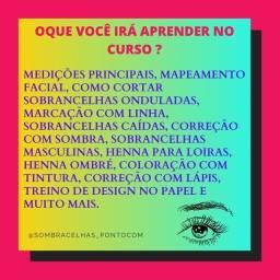 CURSO DE DESING DE SOBRANCELHAS