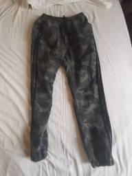 Calça Camuflada tamanho G