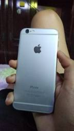 IPhone 6, 16gb vendo ou troco
