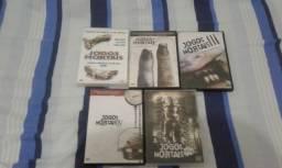 Filmes Jogos Mortais 1,2,3,4,7