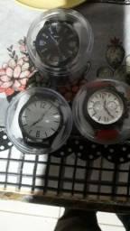 Vendo 2 relógio masculino de ponteiro
