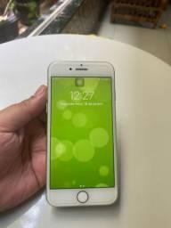 iPhone 8 prata 64g SEMI NOVO