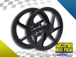 Roda Bros 125/150 Ks/Es Preto Pronta entrega Promoção (274364)