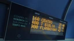 Programação Itinerário eletrônico Ônibus