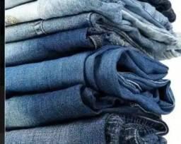 Jeans Feminino Novos e Semi Novos  Tam 36 ao 5o