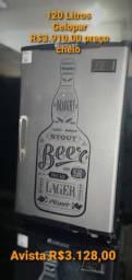 Frigobar - cervejeira 120 litros *Gabriela