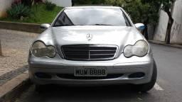 Vendo Mercedes C180 2002