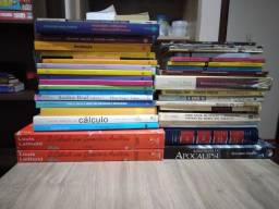Livros diversos - Nome e preço na descrição