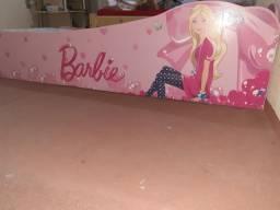 Cama infantil Barbie
