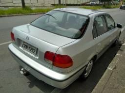 Honda Civic EX  Completo 13.990