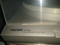 Toca disco polivox te 29000