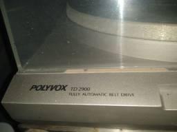 Toca disco polivox te 29000 pra sair hoje