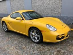 Porsche Cayman 2.7 Automático ano 2008