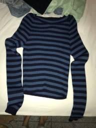 Título do anúncio: blusa tricô