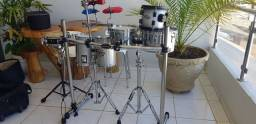 Percussão completa com rack ADAH