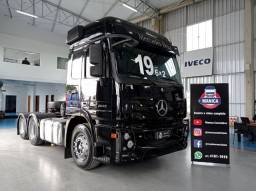 Mercedes Benz Actros 2546 6x2 2018 MB 2546